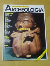 Archéologia n°228 octobre 1987 Le Pérou avant les Incas