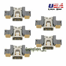 5PCS Replacement Power Jack Socket Charging Port for Nintendo new3DS new3DSXL/LL