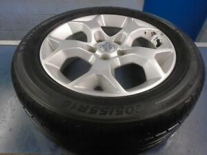 """Vauxhall Astra H 04-10 16"""" Alloy wheel & Tyre 205/55/16 5.46mm 6.5Jx16H2 GM"""