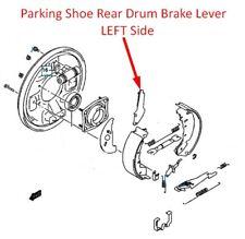 1999-2005 Suzuki Grand Vitara Escudo Parking Shoe Rear Drum Brake Lever LEFT