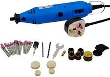 100pcs Hobby Craft Mini Drill Grinder Multi Rotary Tool Set Modeling Electric