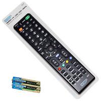 HQRP Universal Remote Control for Sony Bravia TV RM-YD005 RM-YD025 RM-YD102