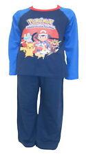 Pokemon Niños Pijamas 4-5 años
