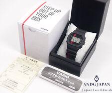 G-SHOCK Marlboro Collaboration 2016 Limited DW-5600 Watch Japan black red