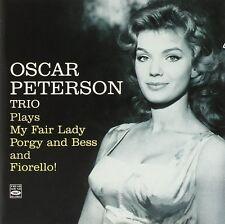 OSCAR PETERSON TRIO PLAYS MY FAIR LADY, PORGY & BESS AND FIORELLO