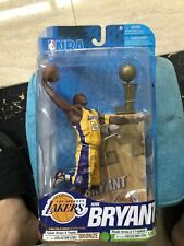 MCFARLANE Series 17 ~ Laker KOBE BRYANT figure WITH TROPHY