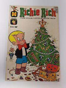 RICHIE RICH #8 ~ 1962 HARVEY COMICS ~ LITTLE DOT CHRISTMAS ISSUE