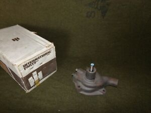 375793R92 NOS IHC, Case,  Tractor water pump fits many models check description