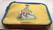 Disney Mickey's Toon Town Farm Dragonair Inflight Zipper Bag  Cathay Pacific