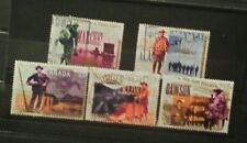 Canada 1996 Yukon gold rush used set