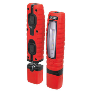SALE! RED SEALEY 360° LED INSPECTION HAND LAMP TORCH RECHARGEABLE