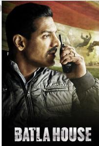 Batla House Bollywood HD Hindi MOVIE DVD With English Subtitles Play All Regions