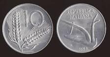 10 LIRE 1956 SPIGHE E ARATRO - ITALIA Q.FDC/aUNC QUASI FIOR DI CONIO