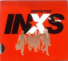 INXS - Definitive (One Disc/ Card Case) (CD 2002)