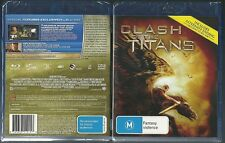 CLASH OF THE TITANS SAM WORTHINGTON INCLUDES ALTERNATE ENDING NEW BLURAY DISC