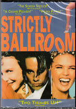 STRICTLY BALLROOM-Dumped by partner-ugly duckling comes to Champion dancer's aid
