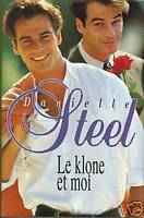 Livre  le klone et moi  Danielle Steel book