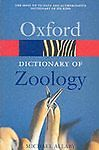A Dictionary of Zoology (Oxford Paperbac