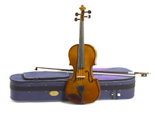 STENTOR 4/4 Size Violin Outfit Student Antique Chestnut