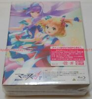 New Macross Delta Vol.1 First Limited Edition Blu-ray Booklet Box Japan English