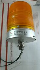 Federal Signal Starfire Amber Strobe Beacon Light 131dst