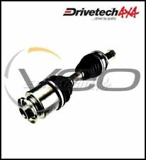 FORD RANGER PJ PK 3.0L 4WD 12/06-8/11 DRIVETECH 4X4 LEFT DRIVESHAFT ASSEMBLY