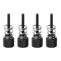 4pcs Aluminum Fixed Screws for CPU and Graphics Card Water Cooling Block