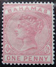 Bahamas Scott # 27a, Mint Original Gum (HR)