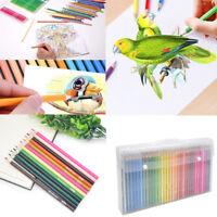160 Colors Send Random Pencils For Kids/Adult Coloring Drawing Art School