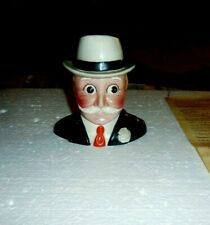 Vintage Advertising Toby Mug Peters Griffin Woodward Inc Beswick Esquire Man