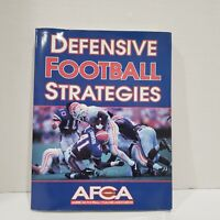 Defensive Football Strategies by American Football Coaches Association Staff...