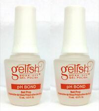Harmony Gelish Soak-Off -- 2PC pH BOND DEHYDRATOR ( Nail Prep) 0.5oz/15ml