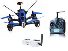 Walkera F210 3D Edition 2.4GHz FPV F3 3D Racing Drone RTF Devo7 w/ Goggle2 Glass