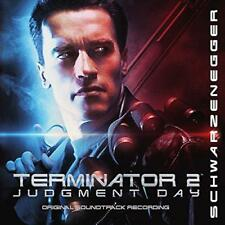 Terminator 2: Judgment Day - Soundtrack - Brad Fiedel (NEW CD)