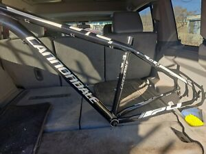 Cannondale Trail SL4 R29 Frame with fork SunTour XCR SIZE M