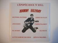 JOHNNY HALLYDAY : L'EPOQUE ROCK 'N' ROLL + BONUS ▓ CD MAGIC NEUF ▓