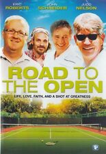 NEW Sealed Christian WS DVD! Road to the Open (Eric Roberts, John Schneider)