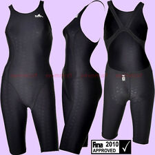 NWT YINGFA 925-1 COMPETITION SHARKSKIN KNEESKIN L US MISS 6 Sz30 [FINA APPROVED]
