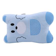 Newborn Baby Anti-roll Pillow Sleeping Prevent Flat Head Neck Support Cotton 6L