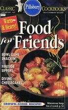 Pillsbury FOOD for FRIENDS Small Cookbook #167 Includes 19 Super Snacks & More
