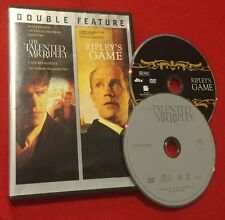 The Talented Mr. Ripley | Ripley's Game (Dvd, Double Feature)