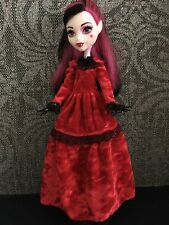 Velours Style Victorien Robe pour Monster High doll