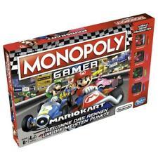 MONOPOLY - GAMER MARIO KART - Hasbro E1870 - NEU