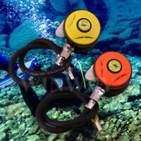 Scuba Diving Equipment 2nd Stage Regulator Octopus Hookah with Mouthpiece New