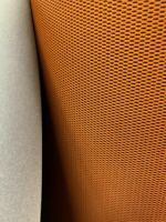 Car Seating Fabric Spacer Material Hexagon Pattern Sold By The Metre 2 Colours!