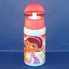 Disney Store - Doc McStuffins - Small Aluminum Water Bottle -  NEW