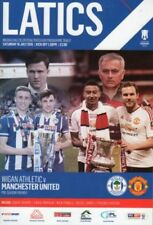 Football Pre-Season Fixture Programmes (2000s)