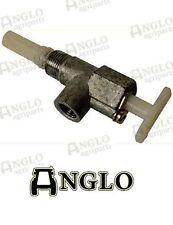 Fuel Tap (Vertical Type) - Massey Ferguson 135 148 230 240 250 20B 20D Plastic