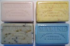 Savon de Marseilles 4 x Summer Soap Classics made in Provence, France