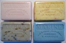 Sapone di Marsiglia 4 x SUMMER SOAP CLASSICS made in Provenza, Francia